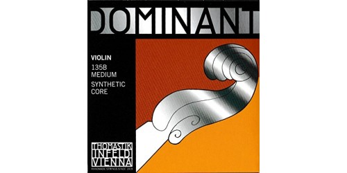 Dominant violin strings set 4/4 135B